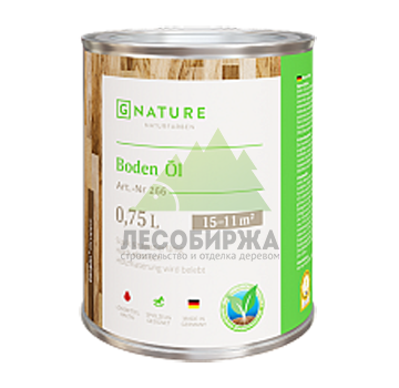 Масло для пола Gnature 266 Boden Öl