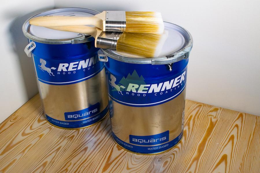 лак от компании renner
