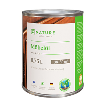 Масло для мебели Gnature 225 Möbelöl